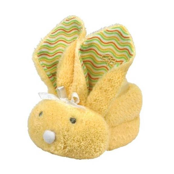 Boo-Bunnie Comfort Toy, Yellow Part No. 692202 Qty 1