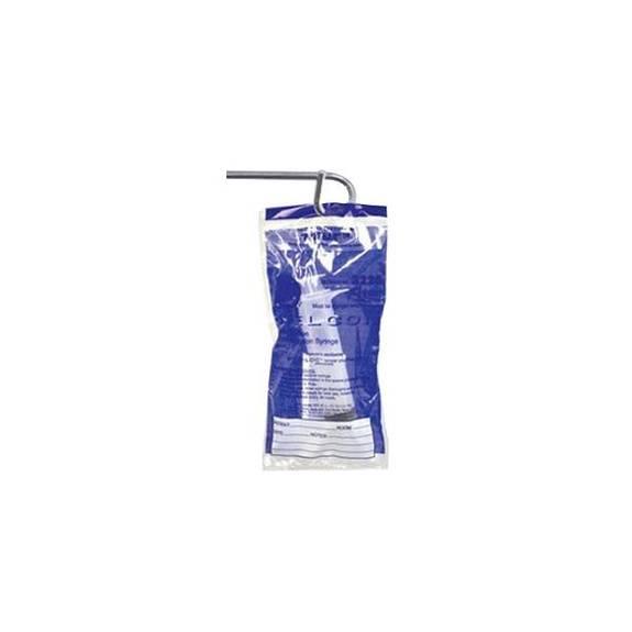 Safe-T-Loc Pole Bag, 60cc Flat Top Piston Syringe Part No. 3228 Qty 1