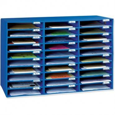 Classroom Keepers 30-Slot Mailbox (EA/EACH)