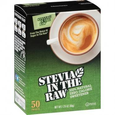Stevia in the Raw Zero Calorie Sweetener Packets (BX/BOX)