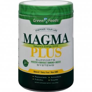 Green Foods Magma Plus Powder - 11 Oz