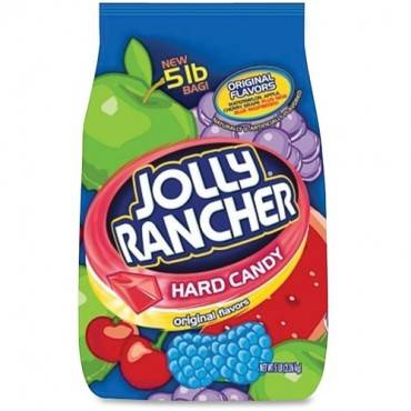 Jolly Rancher Hershey Co. Bulk Bag Hard Candy (PK/PACKAGE)