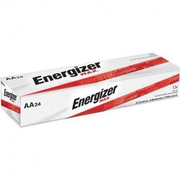 Energizer Max Alkaline AA Batteries (CA/CASE)