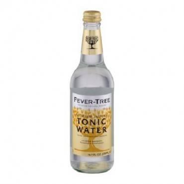 Fever - Tree Soda Water - Case Of 8 - 16.9 Fl Oz.