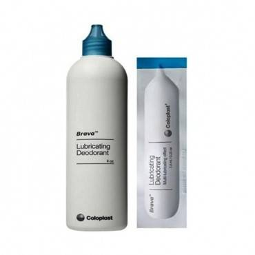 Brava Lubricating Deodorant Sachet, .27 Oz. Part No. 12060 (20/box)