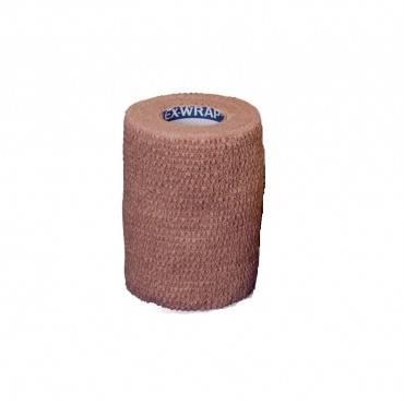 """Flex-wrap Non-sterile Cohesive Bandage 4"""" X 5 Yds. Part No. 4584c (1/ea)"""