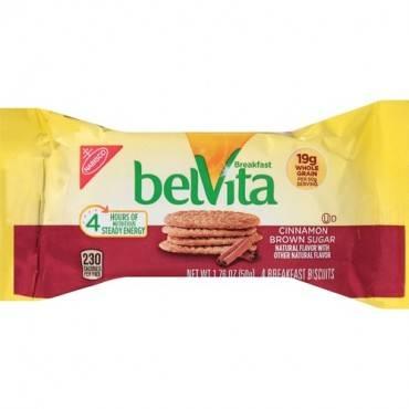 belVita Breakfast Biscuits (BX/BOX)