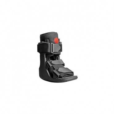 Djo   Aircast Xceltrax Air Wlkr  Med  Low Boot  M 7.5-10.5  W 8.5-11.5 Part No.79-95525