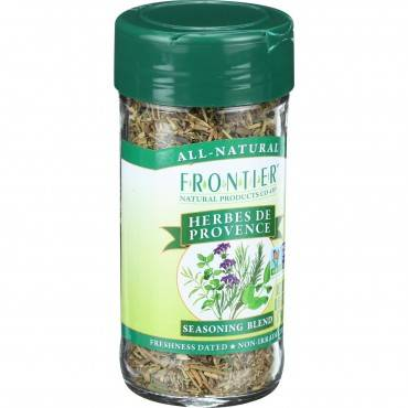 Frontier Herb International Seasoning - Herbs De Provence - .85 Oz