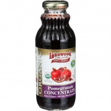 Lakewood Organic 100 Percent Fruit Juice Concentrate - Pomegranate - 12.5 oz