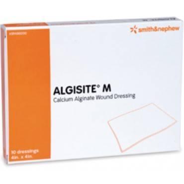 https://www.walmart.com/ip/Algisite-M-Calcium-Alginate-Dressing-4-X-4-10-ea/46233970