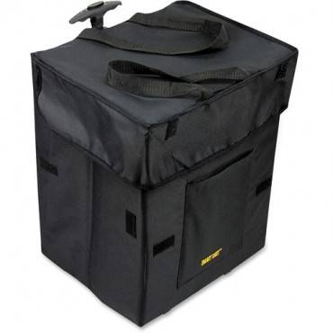 dbest Smart Travel/Luggage Case Laundry, Grocery, Book - Black (EA/EACH)