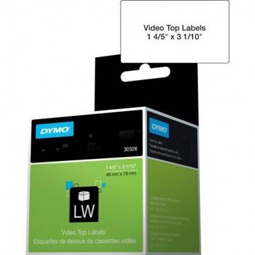 Dymo LabelWriter Video Spine Labels (RL/ROLL)