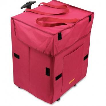 dbest Smart Travel/Luggage Case Laundry, Grocery, Book - Red (EA/EACH)