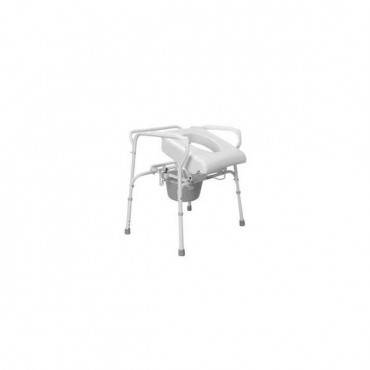 Uplift Commode Assist, White Part No. Ca200 (1/ea)