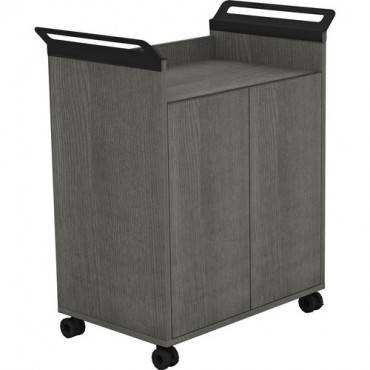 Lorell Laminate Mobile Storage Cabinet (EA/EACH)