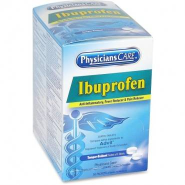 PhysiciansCare Ibuprofen Individual Dose Packets (BX/BOX)