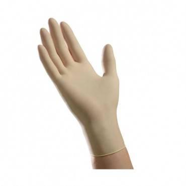Ambitex Non-sterile Powder-free General Purpose Latex Glove Small Part No. Lsm5201 (100/box)
