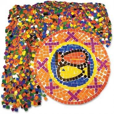 Roylco Mosaic Squares (PK/PACKAGE)