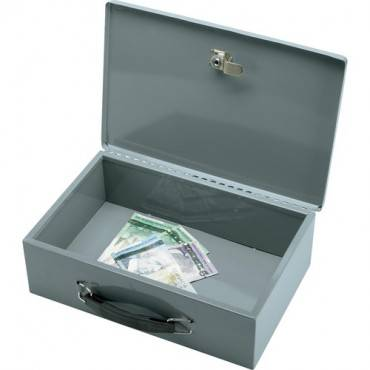 Sparco All-Steel Insulated Cash Box (EA/EACH)