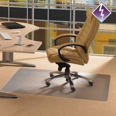 Computex Standard Lip Anti-static Chairmat (EA/EACH)