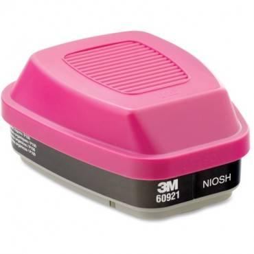 3M 60921 Organic Vapor Cartridge/Filter (BX/BOX)