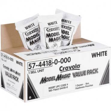 Crayola Model Magic Clay Value Pack (BX/BOX)