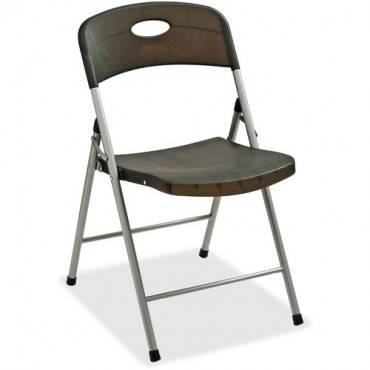 Lorell Translucent Folding Chairs (CA/CASE)