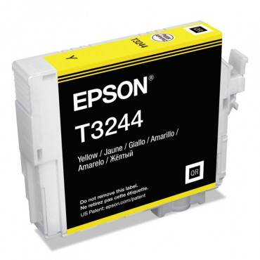 Epson  T324420 (324) Ultrachrome Hg2 Ink, Yellow