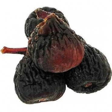 Bulk Dried Fruit - Organic Mission Figs - Black - Case Of 30 - 1 Lb.