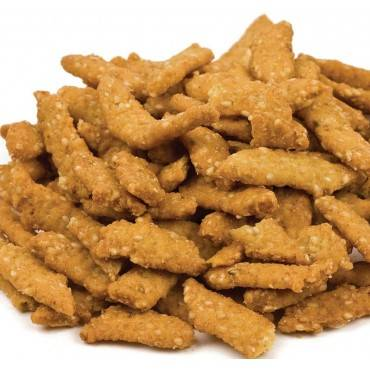 Th Foods Sesame Sticks - Oat Bran - Case Of 15 - 1 Lb.