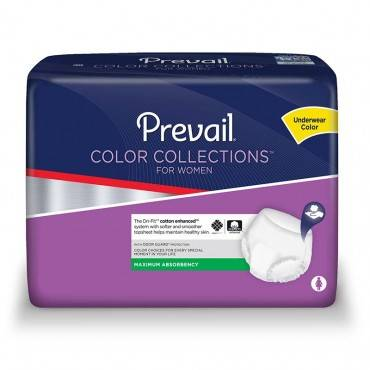 """Prevail Colorcollections For Women Small/medium, 34"""" X 46"""" Part No. Pwv-512 (80/case)"""