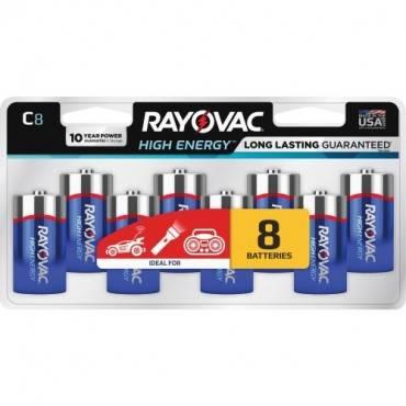 Rayovac Alkaline C Batteries (PK/PACKAGE)