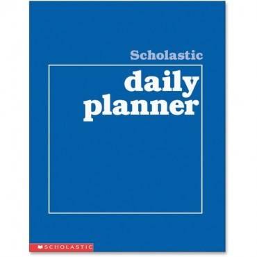 Scholastic Res. Grades K-6 Daily Planner (EA/EACH)