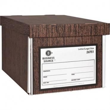 Business Source Economy Medium-duty Storage Boxes (CA/CASE)