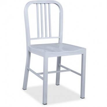 Lorell Metal Chair (CA/CASE)