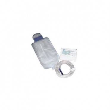Center Hang Enema Bag, 1500cc Part No. 50-800 (1/ea)