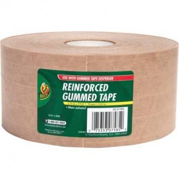 Duck Brand Brand 375' Reinforced Gummed Tape Roll (RL/ROLL)