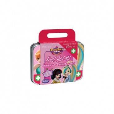 Fairy Tale First Aid Kit, 13 Piece Part No. Fh-4058-c (1/ea)