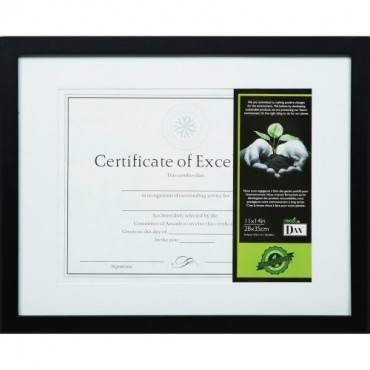 DAX FSC Certified Black Wooden Frame (EA/EACH)