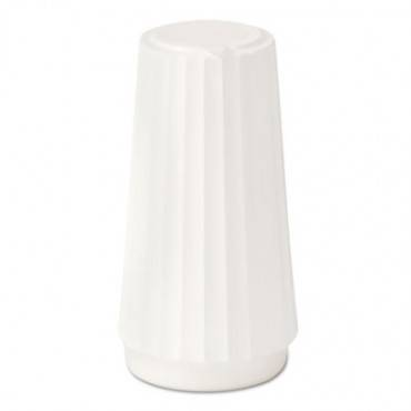 Classic White Disposable Salt Shakers, 4 Oz, 48/carton