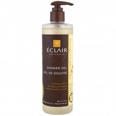 Eclair Naturals Shower Gel - Shea Butter And Oatmeal - 12 Oz.
