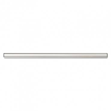 Grip-a-strip Display Rail, 36 X 1 1/2, Aluminum Finish