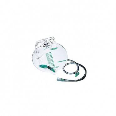 Urinary Drainage Bag With Anti-reflux Device 2,000 Ml Part No. 153504 (1/ea)