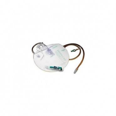 Urinary Drainage Bag With Anti-reflux Chamber 2,000 Ml Part No. 154102 (20/case)