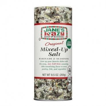Jane's Krazy - Mixed Up Salt - 9.5 Oz