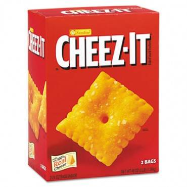 Cheez-it Crackers, Original, 48 Oz Box