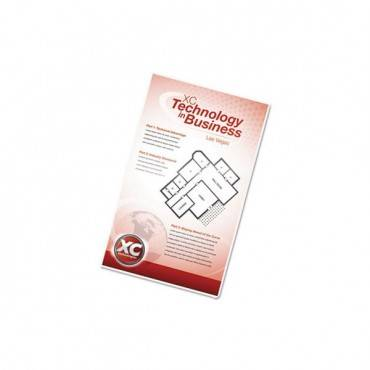 """Laminating Pouches, 3 Mil, 9"""" X 14.5"""", Gloss Clear, 50/pack"""