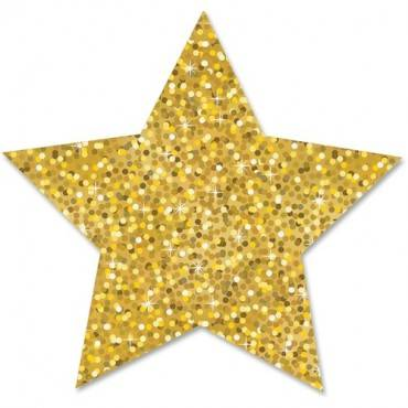 Ashley Sparkle Decorative Magnetic Star (ST/SET)