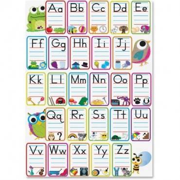 Ashley Magnetic Alphabet Calendar Set (PK/PACKAGE)